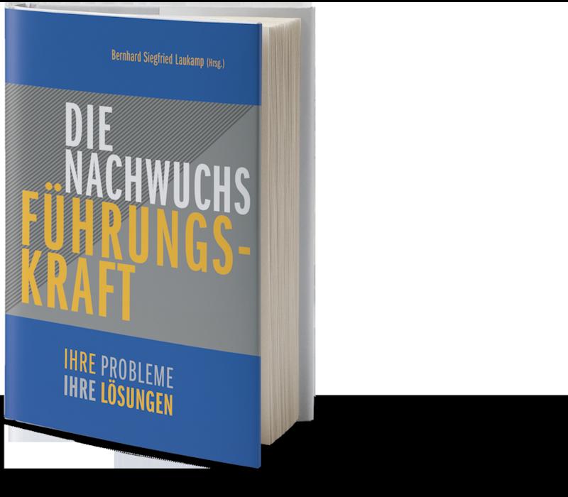 Buch Nachwuchsführungskraft mit Buchbeitrag Sarah Remmel zu Kreativität