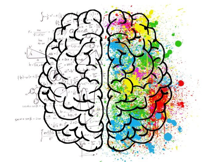 Kreative Stärke beginnt im Kopf
